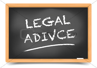 Blackboard Legal Advice