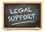 Blackboard Legal Support