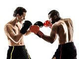 boxer boxing kickboxing kickboxer men