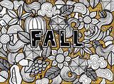 Fall Seasonal Doodle
