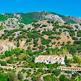 Spanish City of Grazalema