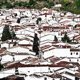 Spanish City of Grazalema