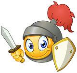 Knight emoticon