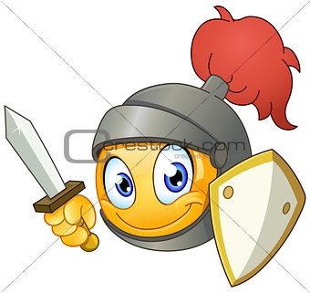 Knight emoticon