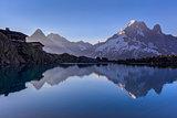 Lac Blanc Refuge (2352m), Massif du Mont Blanc
