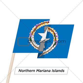 _ Ribbon Waving Flag Isolated on White. Vector Illustration.