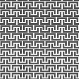 Black and white seamless background, vector illustration.
