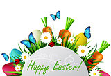 Happy ester card