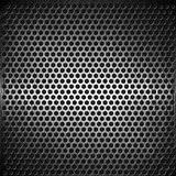 dotted metal background design