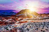 Sunrise Valley of Fire