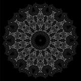 Ornamental Line Pattern.