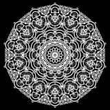 Oriental Geometric Ornament