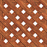 fence made of boards seamless texture
