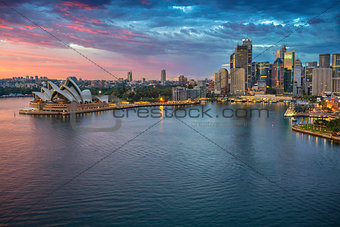 City of Sydney.
