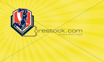Basketball Training Camp Business card