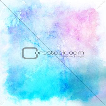 Watercolour background