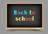 multicolor back to school
