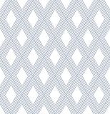Seamless geometric diamonds pattern.