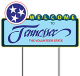 Stand Welcome to Tennessee