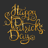 St. Patricks Day greetings.