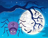 Spider theme image 2