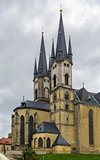 Church of St. Nicolas, Cheb, Czech republic