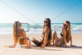 A day on the beach