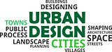 word cloud - urban design