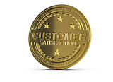 Excellent Customer Relationship Management, Award