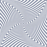 Torsion rotation 3D illusion.