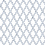 Seamless diamonds latticed pattern.