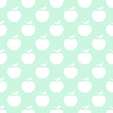 Apple light seamless pattern background
