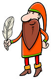 dwarf fantasy character