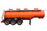 Tank for transportation of fuel.