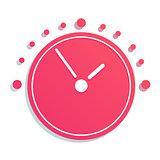 Mechanical Clock Icon