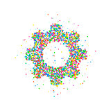 Icon setting circles