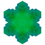 Polygonal Green Symbol