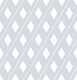 Seamless diamonds and lines pattern.