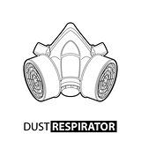 Outline multi-purpose respirator