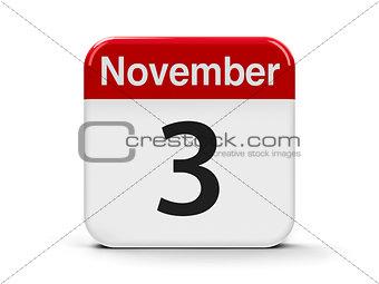 3rd November