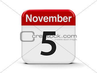 5th November