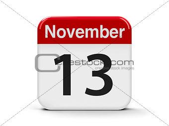 13th November