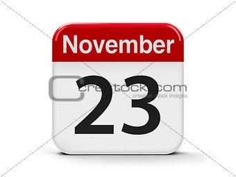 23rd November