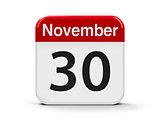 30th November