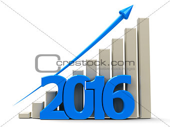 Business graph up 2016