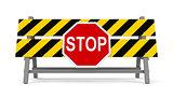 Stop barrier #2
