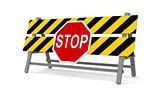 Stop barrier #3