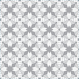 Seamless abstract vintage light pattern