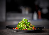 Spring vitamin fresh salad