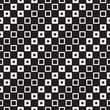 Repeating Geometric Rectangle Tiles. Vector Seamless Pattern.